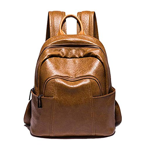 Xxpp Soft Women Wild Leather Leisure Travel Backpack Bag w7zqPP