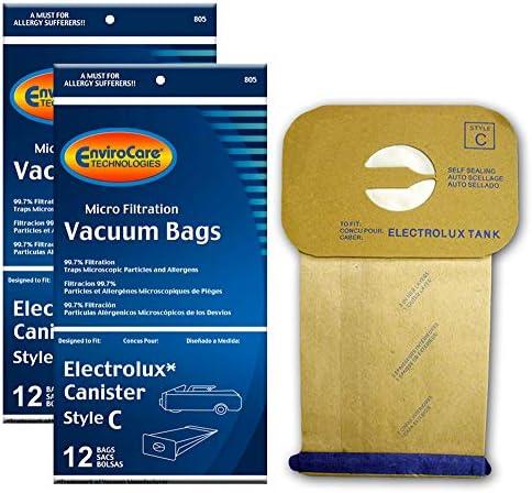20 Vacuum Cleaner Bags for AEG Ranger exqusit 500