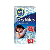 Best NUK Gifts For Baby Boys - Huggies 8-15 years DryNites for Boys 9 per Review
