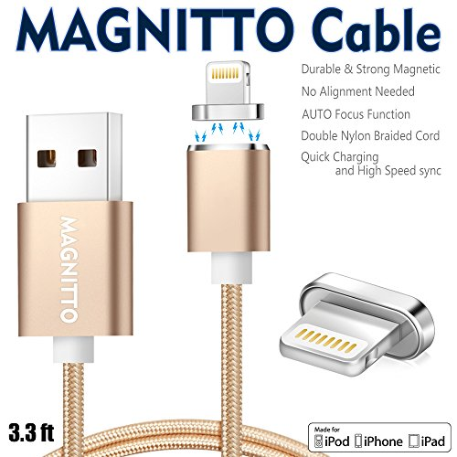 magnitto-apple-usb-lightning-charger-cable-nylon-braided-detachable-super-magnetic-with-fast-chargin