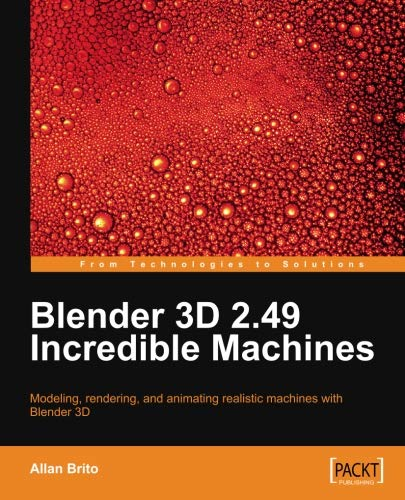 - Blender 3D 2.49 Incredible Machines