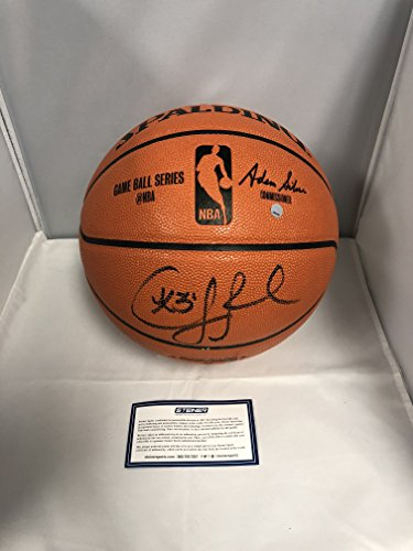 Chris Paul Houston Rockets Autographed Signed Basketball Steiner Sports Certified (Basketball Signed)