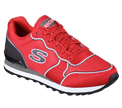 Stitch Skechers OG Run Sneaker N Women's Red 85 BBfxwtgq