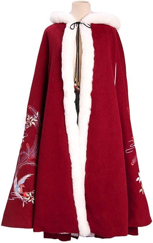 EVERAIE - Capa de Disfraz de Hanfu para Mujer, Chal Largo, Estilo ...