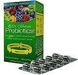 Essential Formulas Dr.Ohhira's Probiotics Original Formula, 60 capsules
