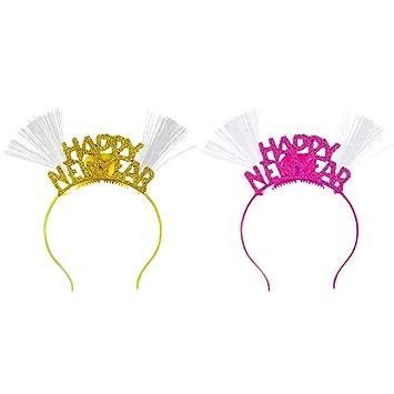 Happy New Year Headband 32
