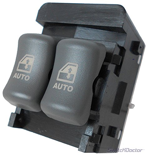 1997-2000 Pontiac Grand Prix (2 door) Power Window Master Control Switch (Door Grand Pontiac Prix 2)