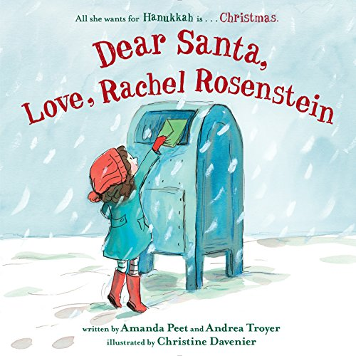 Image of Dear Santa, Love, Rachel Rosenstein