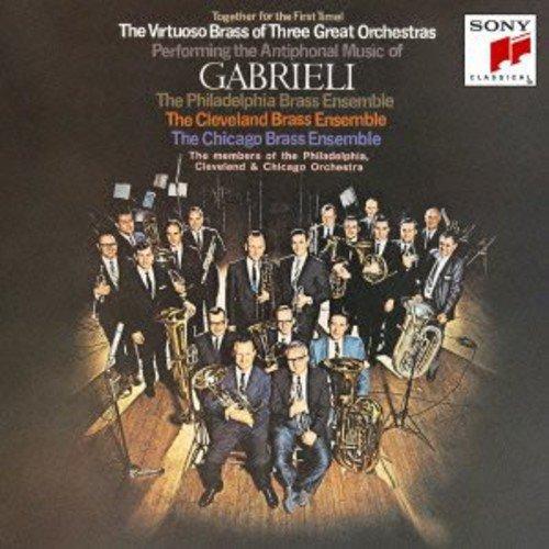 Antiphonal Music of Gabriel ()