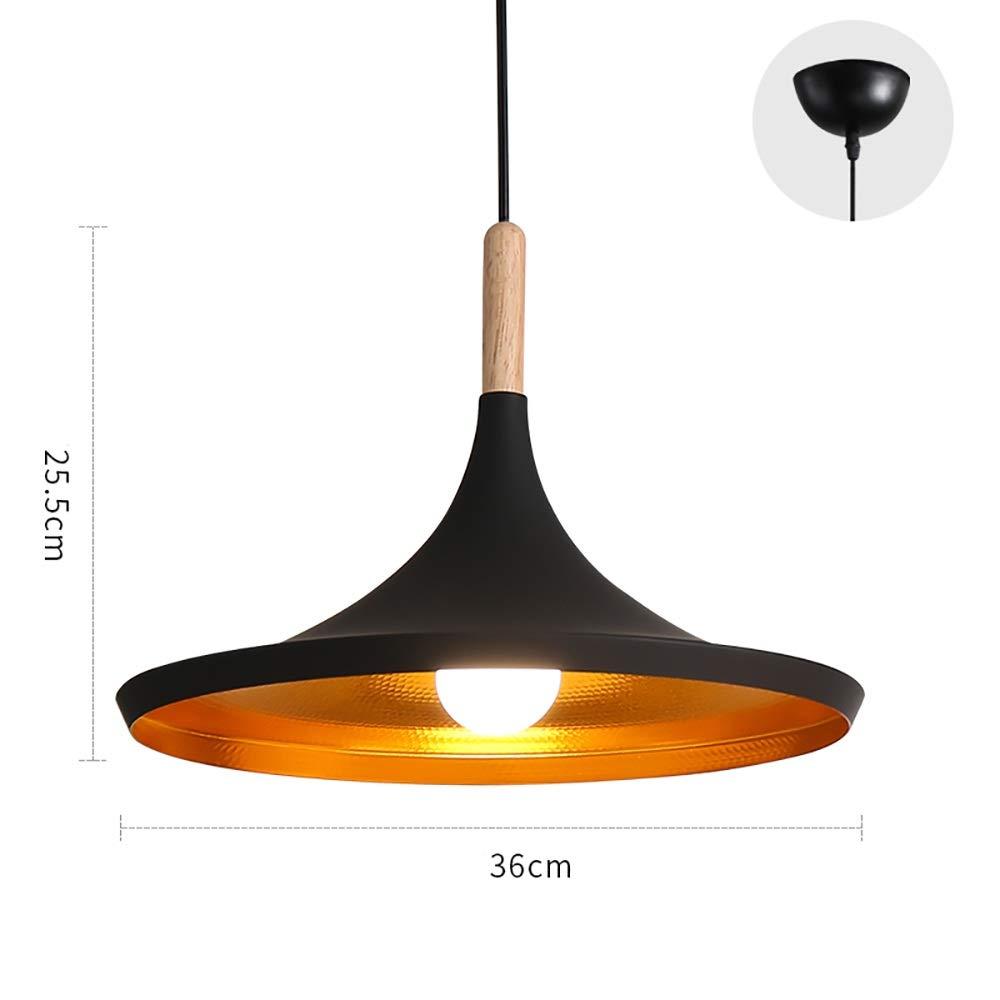 Aluminio Solo Araña Retro Lámpara de Techo Industrial LED Mate ...