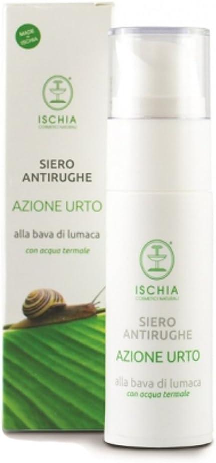 Serum Antirughe Acción Urto Alla Bava de caracol 30 ml ...