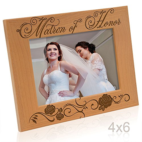Kate Posh - Matron of Honor Picture Frame