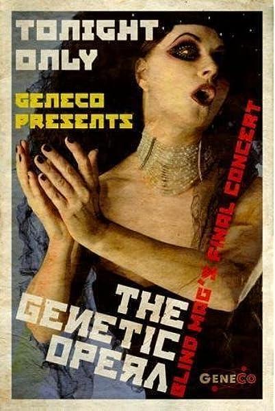 Repo The Genetic Opera Movie Mini Poster 11inx17in 28cm x43cm