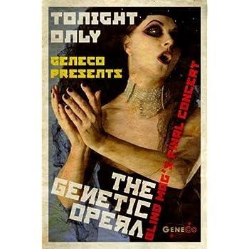 Repo The Genetic Opera 11x17 Mini Poster #02