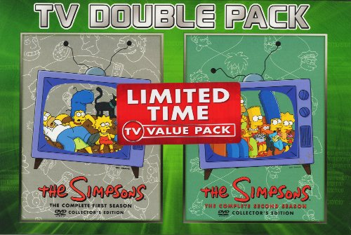 The Simpsons: The Complete First and Second Seasons (Double Pack)