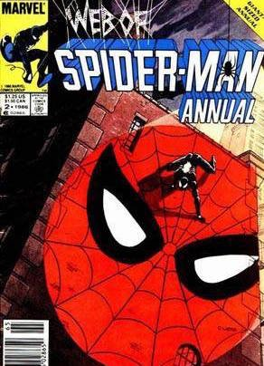 Web of Spider-Man Annual 2 -