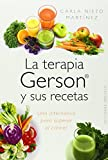 Book Cover for La Terapia Gerson y sus recetas (Spanish Edition)