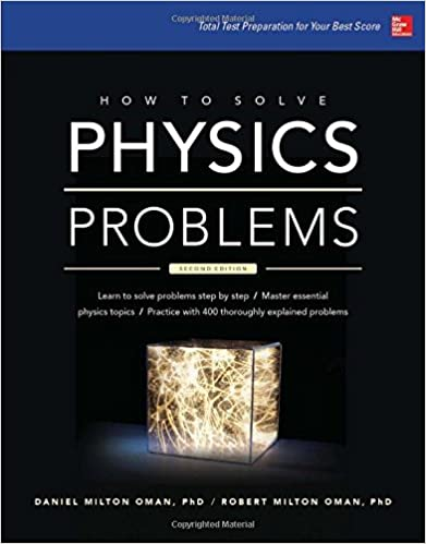 amazon com how to solve physics problems daniel  how to solve physics problems 2nd edition