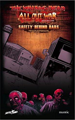 Tomatoes Games The Walking Dead-Expansión Seguridad Tras los barrotes, Multicolor (5060469660790): Amazon.es: Juguetes y juegos