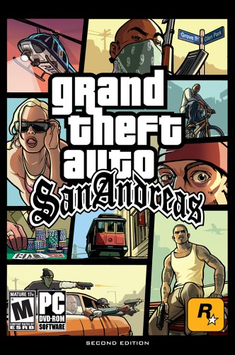 Grand Theft Auto: San Andreas V2.0 - PC (Grand Theft Auto San Andreas For Sale)