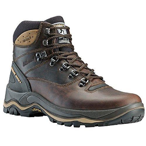 Grisport GRS112–41Riverstone suola Vibram stivali, taglia: 41, marrone (confezione da 2)