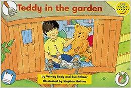 Book Teddy in the Garden (LONGMAN BOOK PROJECT)