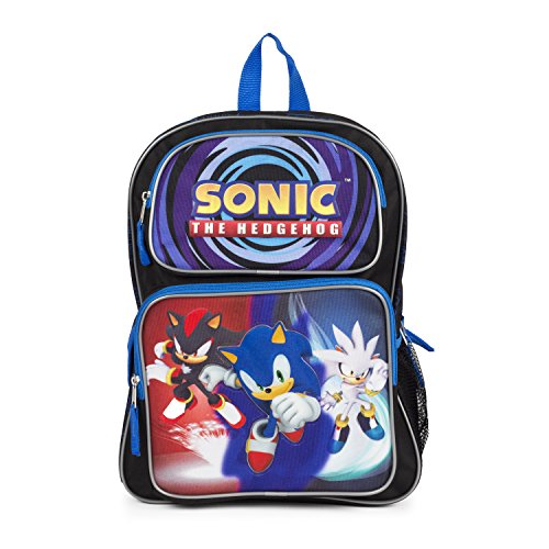 Sonic the Hedgehog Large Backpack #85784