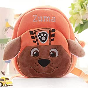 Tickles Zuma Dog Cartoon Plush...