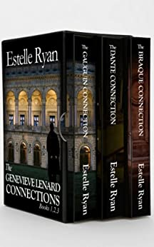The Genevieve Lenard Connections (Books 1-3) by [Ryan, Estelle]