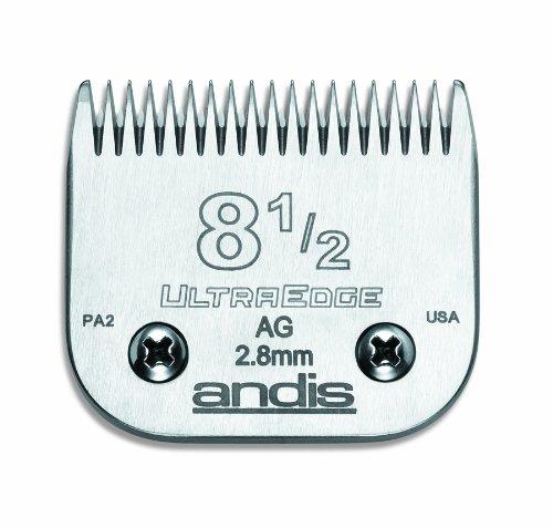 Cuchillas : Andis 8 1/2 Ultra Edge 64170 Reemplazo