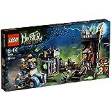LEGO Monster Fighters - 9466 - Jeu de Construction - Le Professeur Fou et sa Créature Monstrueuse