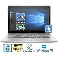 """HP ENVY 15, Core i7-7500U, 16GB DDR4, 15.6"""" FHD 1920x1080 Touchscreen Laptop (Certified Refurbushed)"""