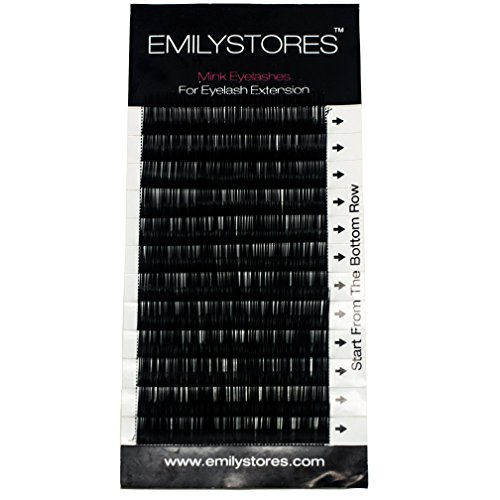 EMILYSTORES Eyebrow Eyelash Extensions Lashes