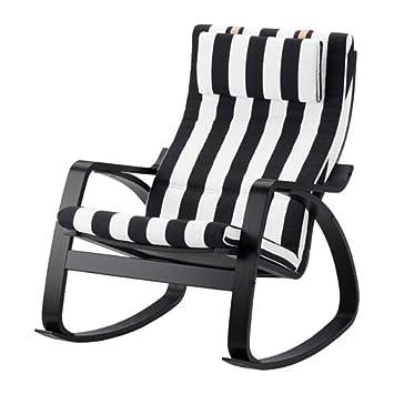 Amazon.com: IKEA mecedora, café, stenli 14204.26511.2230 ...