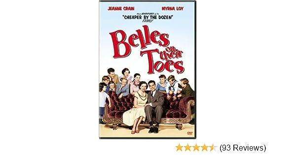 Amazon Belles Their Toes 1952 Jeanne Crain Myrna