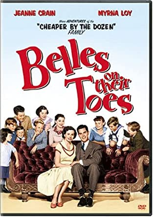 Amazon Belles On Their Toes 1952 Jeanne Crain Myrna Loy