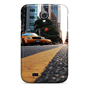 Znw3367gSgX New York Awesome High Quality Galaxy S4 Case Skin