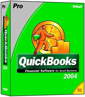 quickbooks pro 2004 download