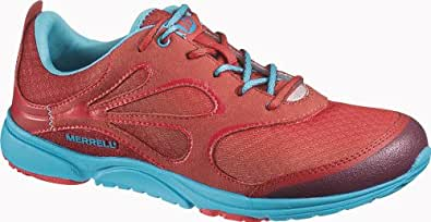 Merrell Women's Bare Access Arc Red Pepper 11