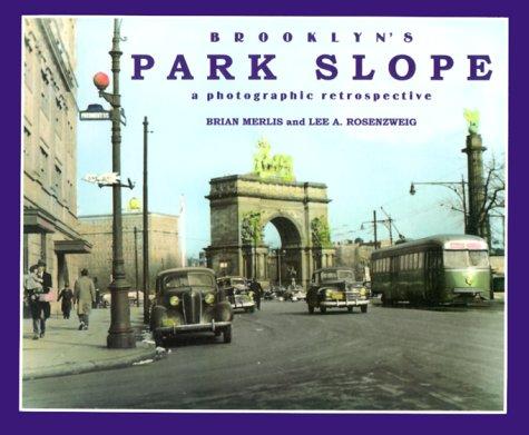 Price comparison product image Brooklyn's Park Slope: A Photographic Retrospective