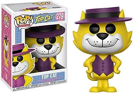 Hanna-Barbera Figura de Vinilo Top Cat (Funko 13659)