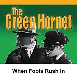 When Fools Rush In Radio/TV Program