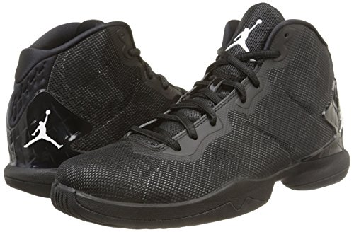 fb229f9d46c40b Nike Jordan Men s Jordan Super.Fly 4 Black White Drk - Import It All
