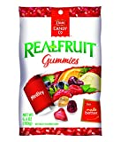 Dare REALFRUIT Gummies Fruit Medley – Naturally Flavored Candies made with Real Fruit and No Artificial Colors or Flavors – 6.4 Ounces (Pack of 12) For Sale