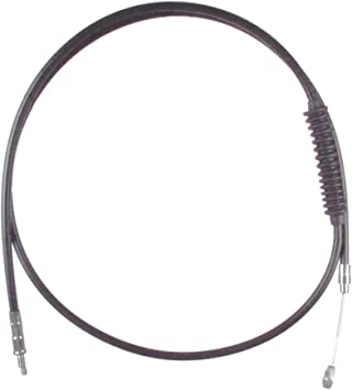 Hill Country Customs Black Vinyl Coated HC-52-1417-FXSTC 8 Clutch Cable for 1987-1999 Harley-Davidson Softail FXST /& FXSTC