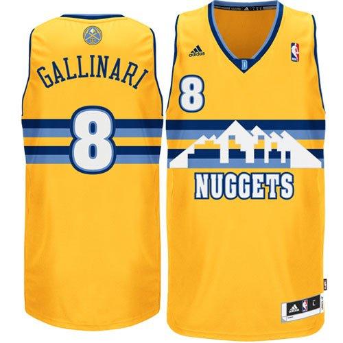 Denver Nuggets Alternate Jersey, Alternate Nuggets Jersey