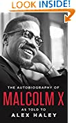 MALCOLM X (Author), M. S. Handler (Introduction) (1181)  Buy new: $1.99