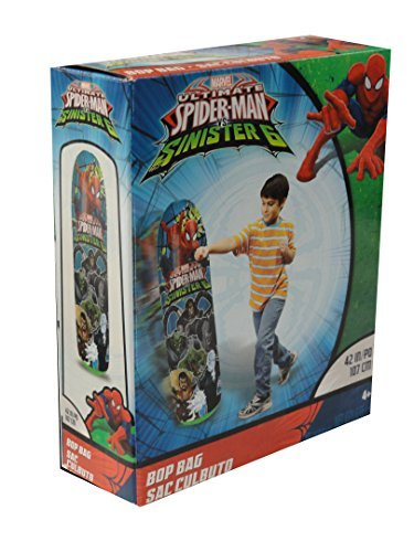 Marvel Spider-Man VS Sinister Six Inflatable Kids 42