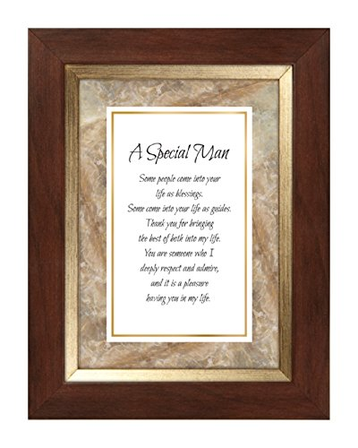 Heartfelt Collection Meaningful Moments Frame, A Special Man (Special Gift For Man)