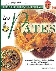 Book's Cover of Les secrets italiens pour cuisiner les pâtes